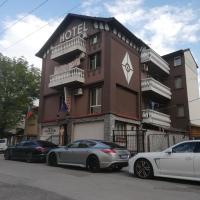 Hotel Chamishki, hotel em Blagoevgrad