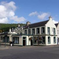 green tree hotel, hotel en Peebles
