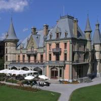 Schloss Schadau Hotel & Restaurant, отель в Туне