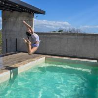 Descanso en la Riviera Maya!, hotel en Chacalal