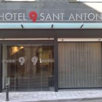 Hotel 9 Sant Antoni, hotel a Ribes de Freser