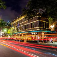Mercantile Hotel, hotell Sydneys
