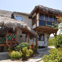 Azuluna Ecolodge, hotel em Puerto López