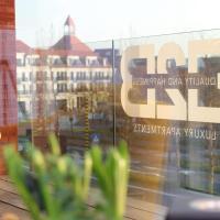 B2B Luxury Apartments, hotel in Knokke-Heist