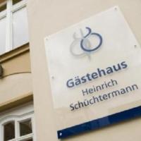 Gästehaus Heinrich Schüchtermann, hotel in Bad Rothenfelde