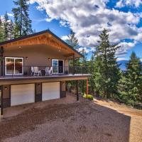 Semi-Lakefront Luxury Retreat In Blind Bay, Bc Cottage, hotel em Blind Bay