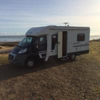 Four Berth Motorhome Isle of Lewis
