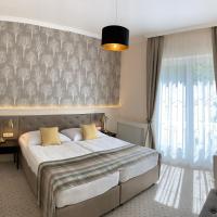 Villa Medici Hotel & Restaurant, hotel Veszprémben