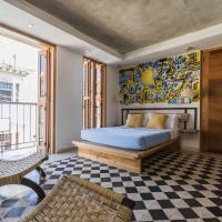 Residencia Santa Clara, отель в городе Гавана