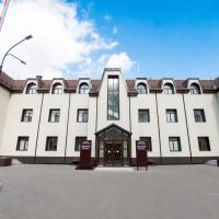Brown hotel, hotel in Komsomolsk-on-Amur