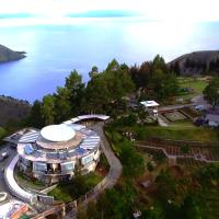 Taman Simalem Resort, отель в городе Tongging