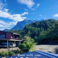 Kinabalu Valley Guesthouse, hotel in Kundasang
