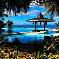 Caluwayan Palm Island Resort & Restaurant