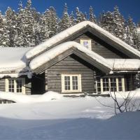 Kilen Lodge, hotell i Gaustablikk