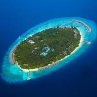 Dusit Thani Maldives, hotel in Baa Atoll