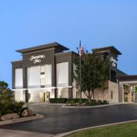 Hampton by Hilton Oklahoma City I-40 East- Tinker AFB, hotel in Midwest City