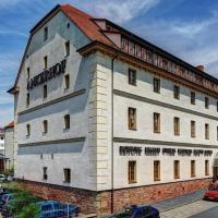 Ankerhof, hotel in Halle an der Saale