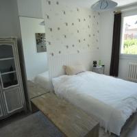 Chez Kirsten, hotel em Coutances