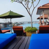 Casa del Rio Melaka, hotel in Malacca