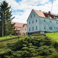 Dreiseitenhof Ferienwohnung Künzel, отель в городе Тарандт