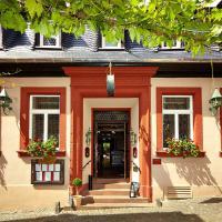 Hotel Doctor Weinstube, hotel in Bernkastel-Kues