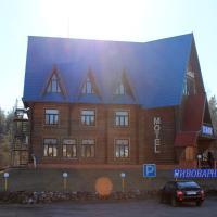 Мотель Параллель, отель в Вышнем Волочке