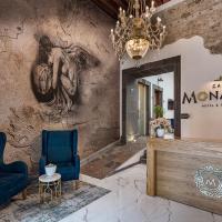 Hotel Casa Monarca, hotel en Puebla