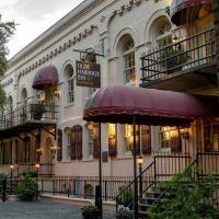 Olde Harbour Inn, Historic Inns of Savannah Collection, hotel in Savannah