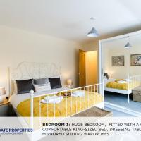 Sitwell Lodge - 3 bedroomed Townhouse with FREE PARKING