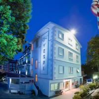 Hotel Verdi, hotell i Fiuggi