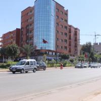Hôtel Hadaik Ain Asserdoune, hotel in Beni Mellal