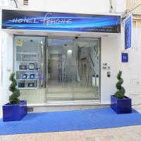 Hotel Fetiche Alojamiento con Encanto, hôtel à Benidorm