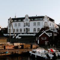 Hotel Sandvig Havn, hotel i Allinge