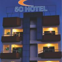 5C Hotel, hotel in Santo Antônio de Jesus