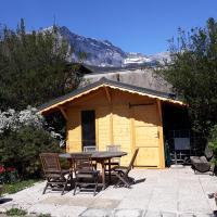 Appartement en rez de jardin à la montagne