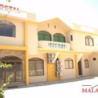 Hostal Malania, hotel em Manta