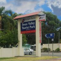 Acclaim Swan Valley Tourist Park, hotel em West Swan