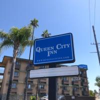 Queencity Inn, hotel near Long Beach Airport - LGB, Signal Hill