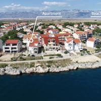 Sky-apartment, hotel in Povljana