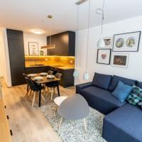 Bratislava, moderný apartmán s dobrou dostupnosťou