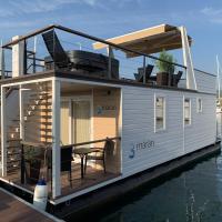 Floating House MM, Marina Portorož