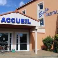 Hôtel Restaurant Clément ADER, hotel in Muret