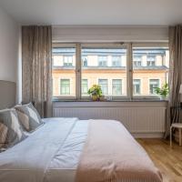 Comfortable Newly renovated studio at Kungsholmen