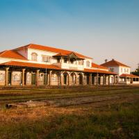 Train Spot Guesthouse, hotel in Marvão