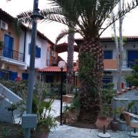 9 Musses Hotel Apartments, hotel in Skala Mistegnon