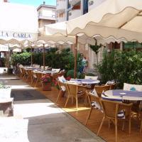 Hotel Villa Carla, hotell i Grado