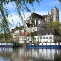 Hôtel Le Maxime - Best Western Signature Collection, Service restauration, hotel in Auxerre