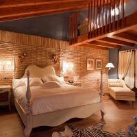 Hospederia de los Parajes, hotel en Laguardia