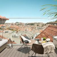 The Lumiares Hotel & Spa - Small Luxury Hotels Of The World, hotel in Bairro Alto, Lisbon