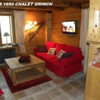 CHALET GRINCH 90m2, 3 Sdb, skis aux pieds, wifi